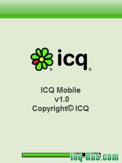 icq в смартфон: